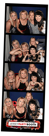 Vertical Photo Booth Strip